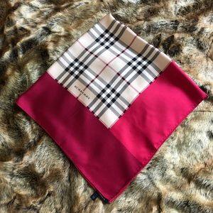 New BURBERRY London England VINTAGE iconic Plaid